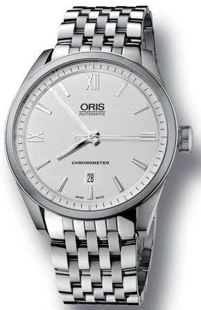 Oris Watch Artix Chronometer Bracelet D