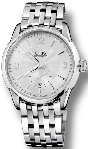 Oris Watch Artelier Small Second Bracelet D