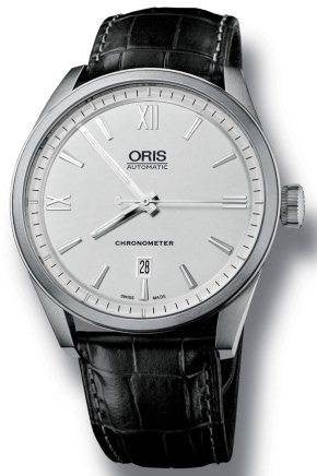 Oris Watch Artix Chronometer Leather D