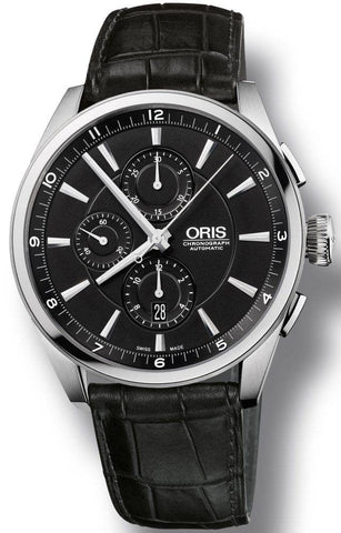 Oris Watch Artix Leather D