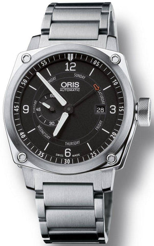 Oris BC4 Pointer Day Bracelet