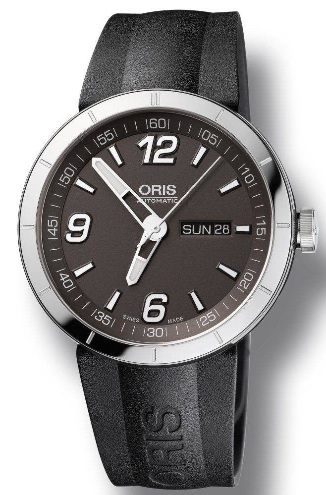 Oris Watch TT1 Rubber D