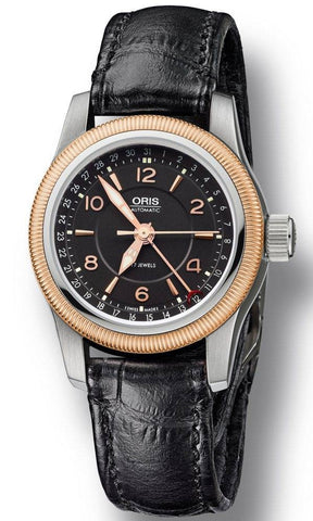 Oris Lady Pointer Date D