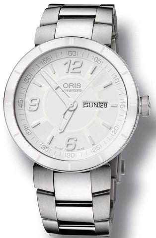 Oris Watch TT1 Ceramic Bracelet D