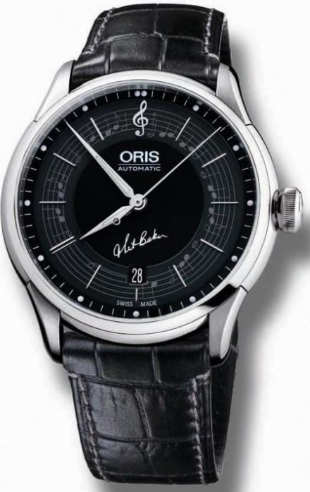 Oris Chet Baker Limited Edition D