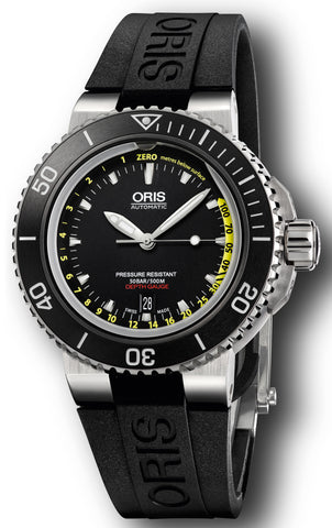 Oris Watch Aquis Depth Gauge Rubber