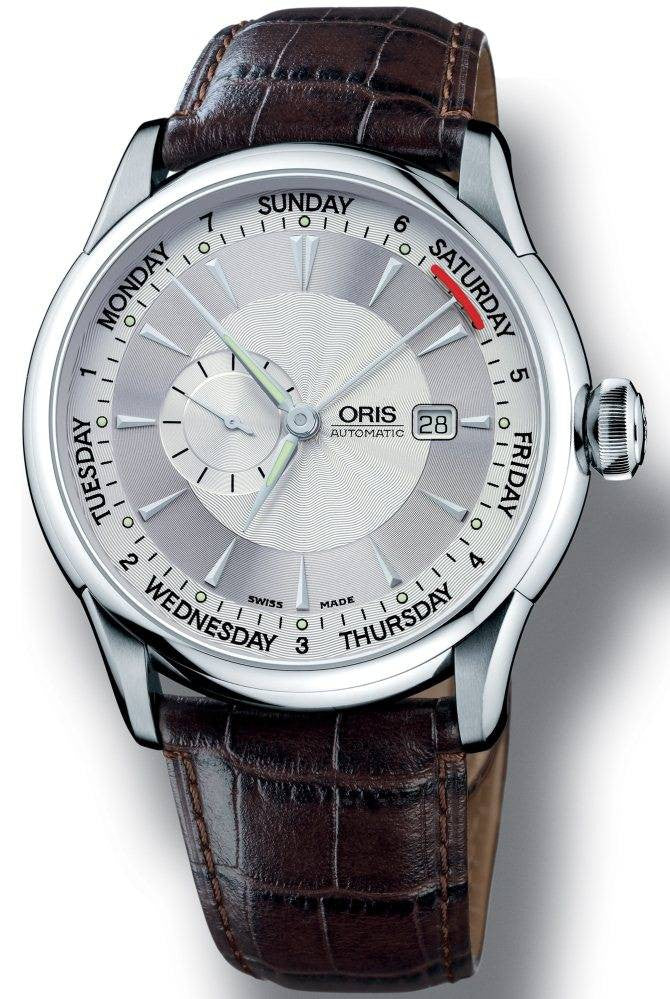 Oris Artelier Small Second Pointer Date D