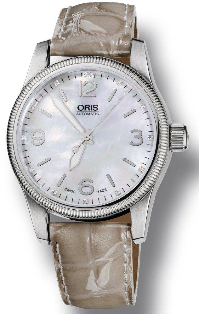 Oris Big Crown Diamond Date D