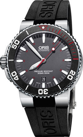 Oris Aquis Red Rubber Limited Edition D