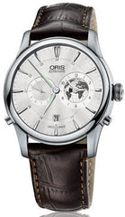 Oris Watch Artelier Greenwich Mean Time Leather Limited Edition