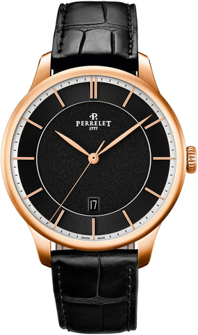 Perrelet Watch First Class Gold 18K