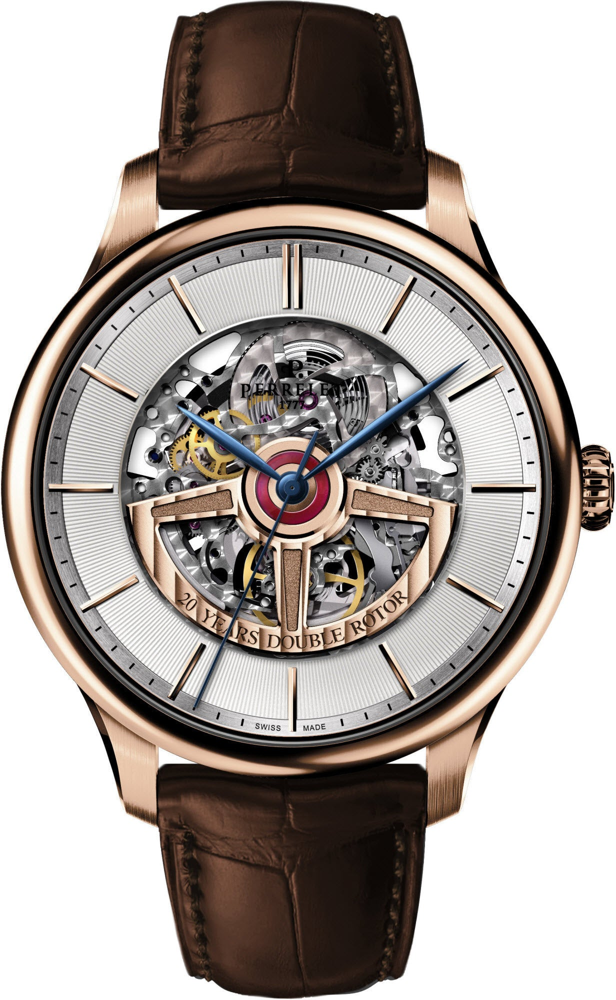 Perrelet Watch First Class Double Rotor 20th Anniversary Limited Edition