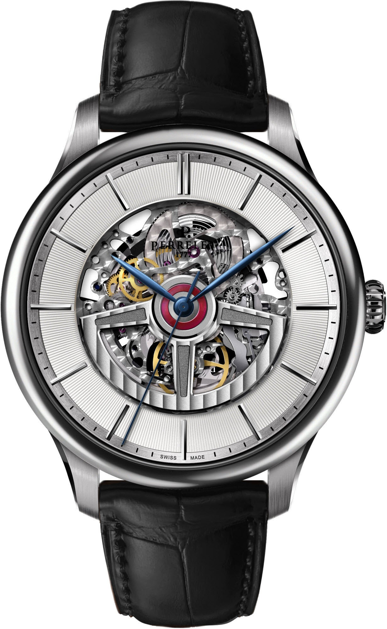 Perrelet Watch First Class Double Rotor Skeleton