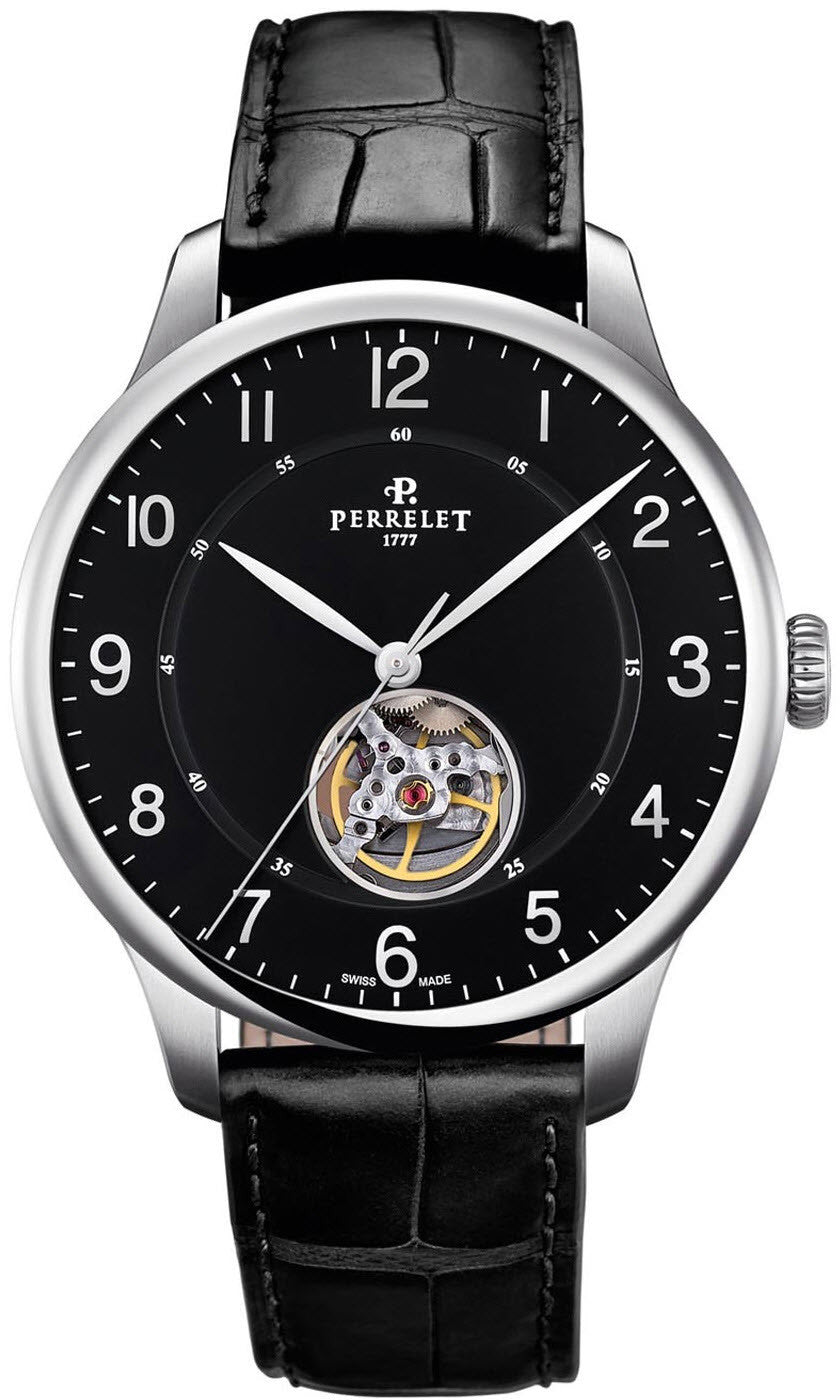 Perrelet Watch First Class Open Heart
