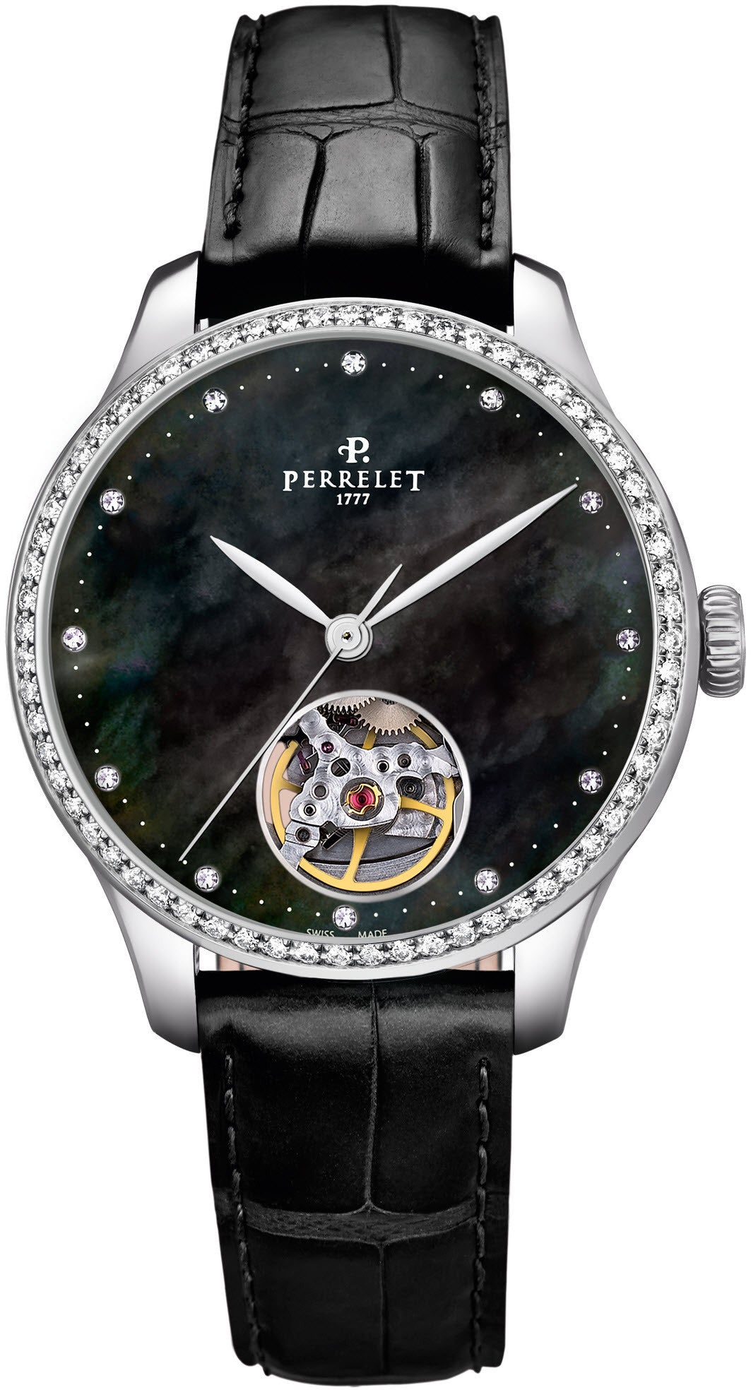 Perrelet Watch First Class Open Heart Lady