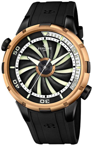 Perrelet Watch Turbine Diver