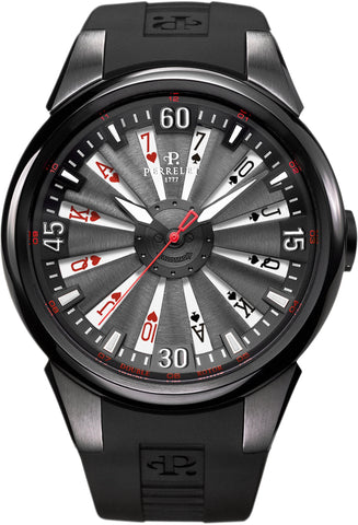 Perrelet Watch Turbine Poker