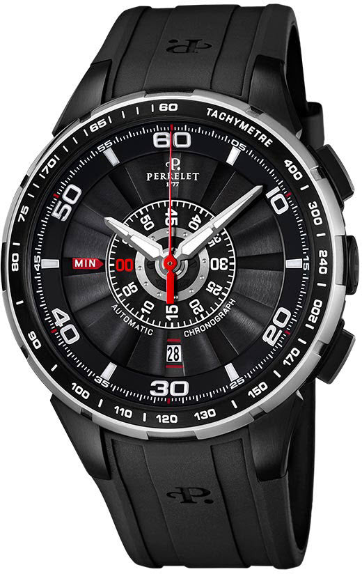 Perrelet Watch Turbine Chrono