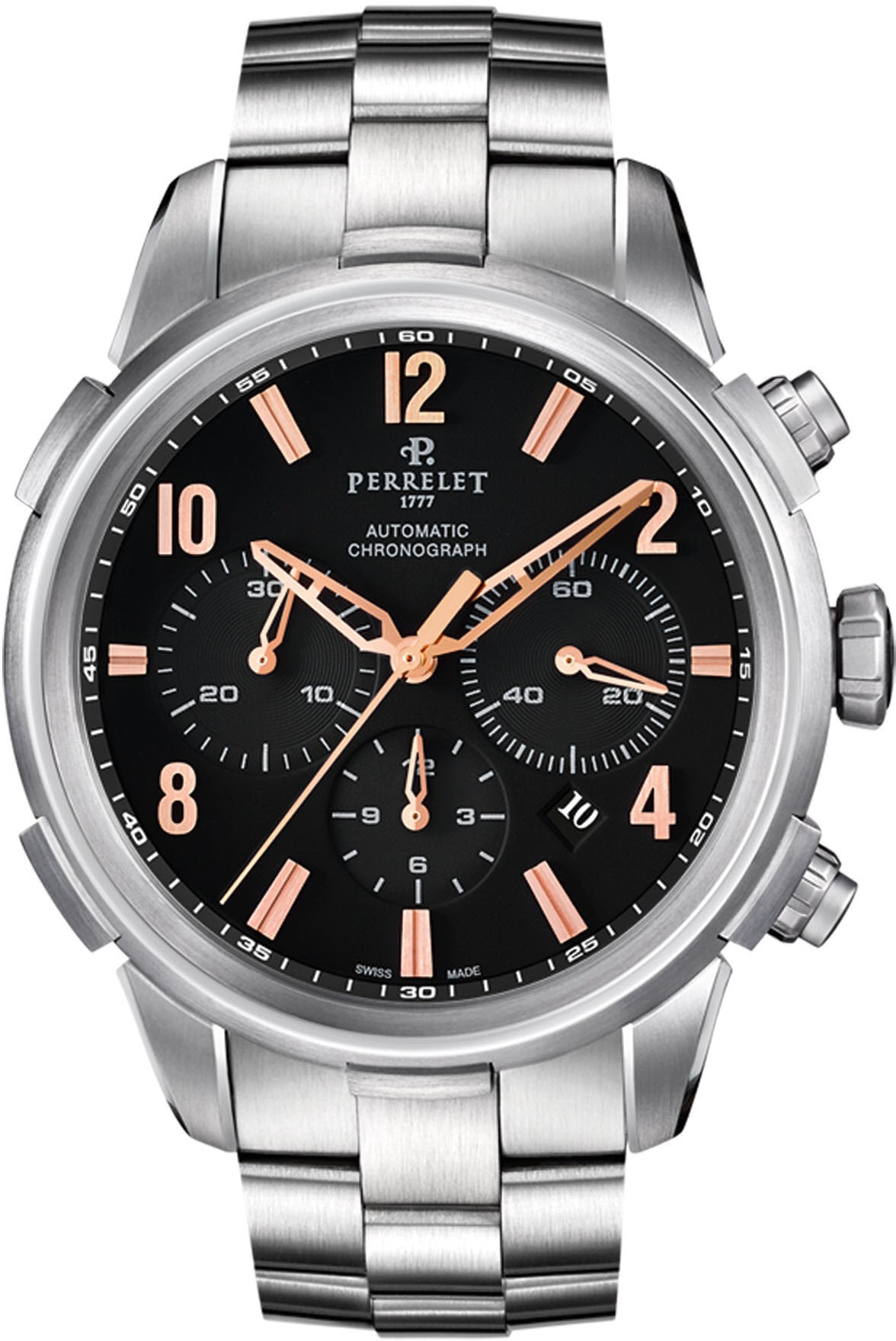Perrelet Watch Class-T Chrono