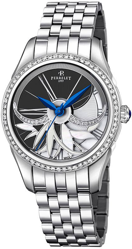 Perrelet Watch Diamond Flower Amytis