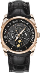 Parmigiani Fleurier Watch Tonda Quator Rose Gold