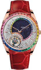 Parmigiani Fleurier Watch Tonda 1950 Double Rainbow Tourbillon