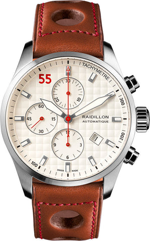 Raidillon Watch Casual Friday Chronograph Limited Edition