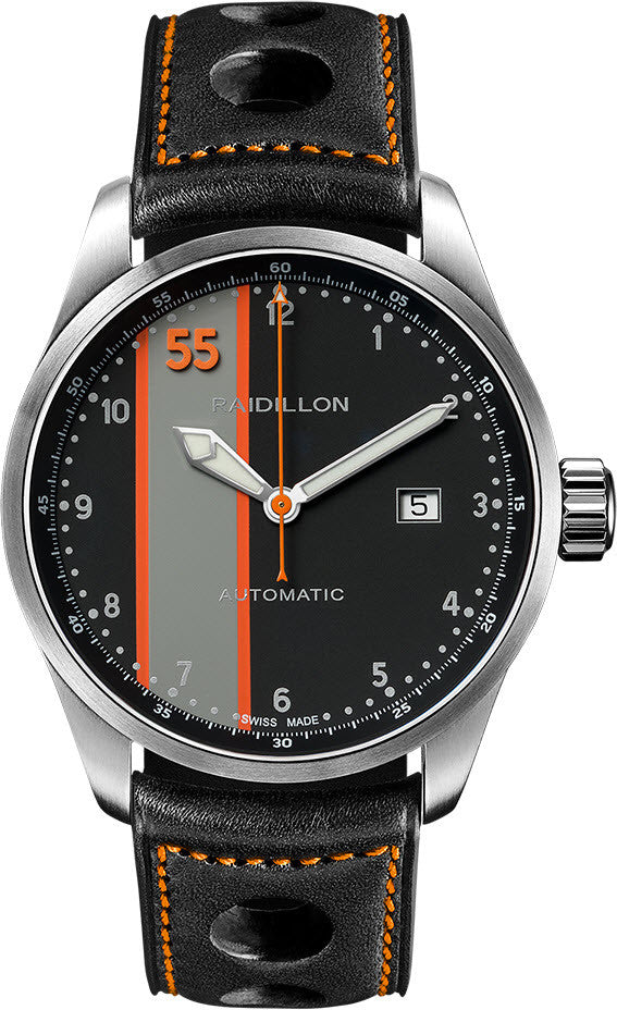 Raidillon Watch Racing 3 Hand Automatic Limited Edition