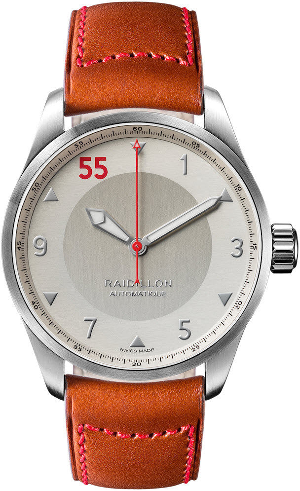 Raidillon Watch Design 3 Hand Automatic Limited Edition