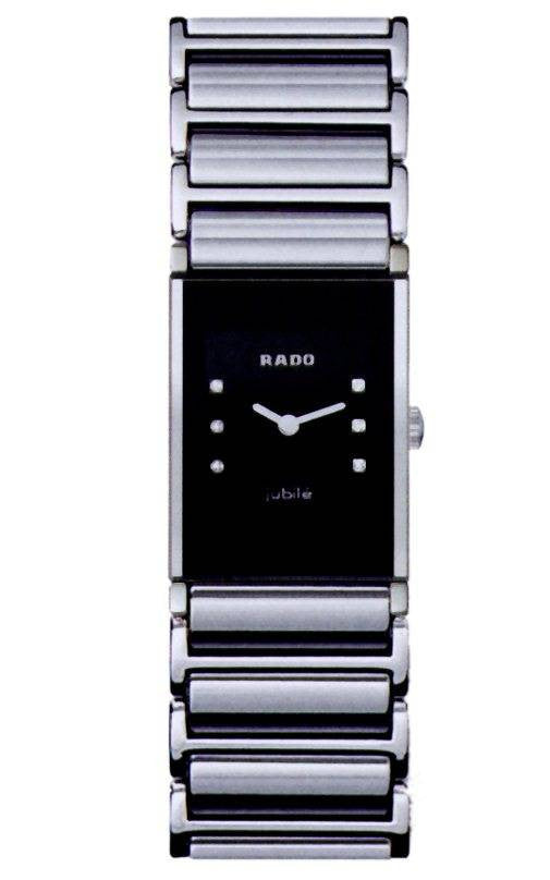 Rado Integral Black Jubile D