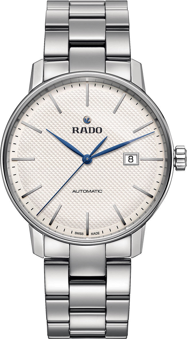Rado Watch Coupole Classic White XL