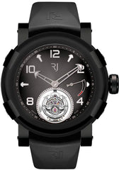RJ Watches Steampunk Tourbillon Black Limited Edition