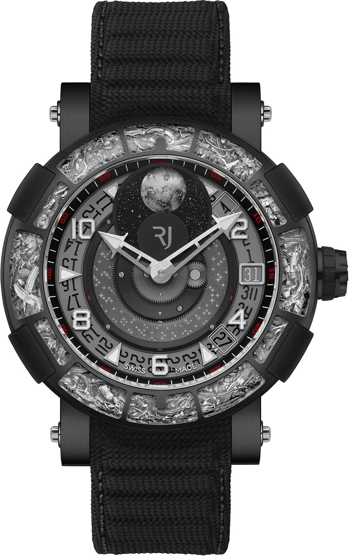 RJ Watches ARRAW 6919 Ceramic 45mm