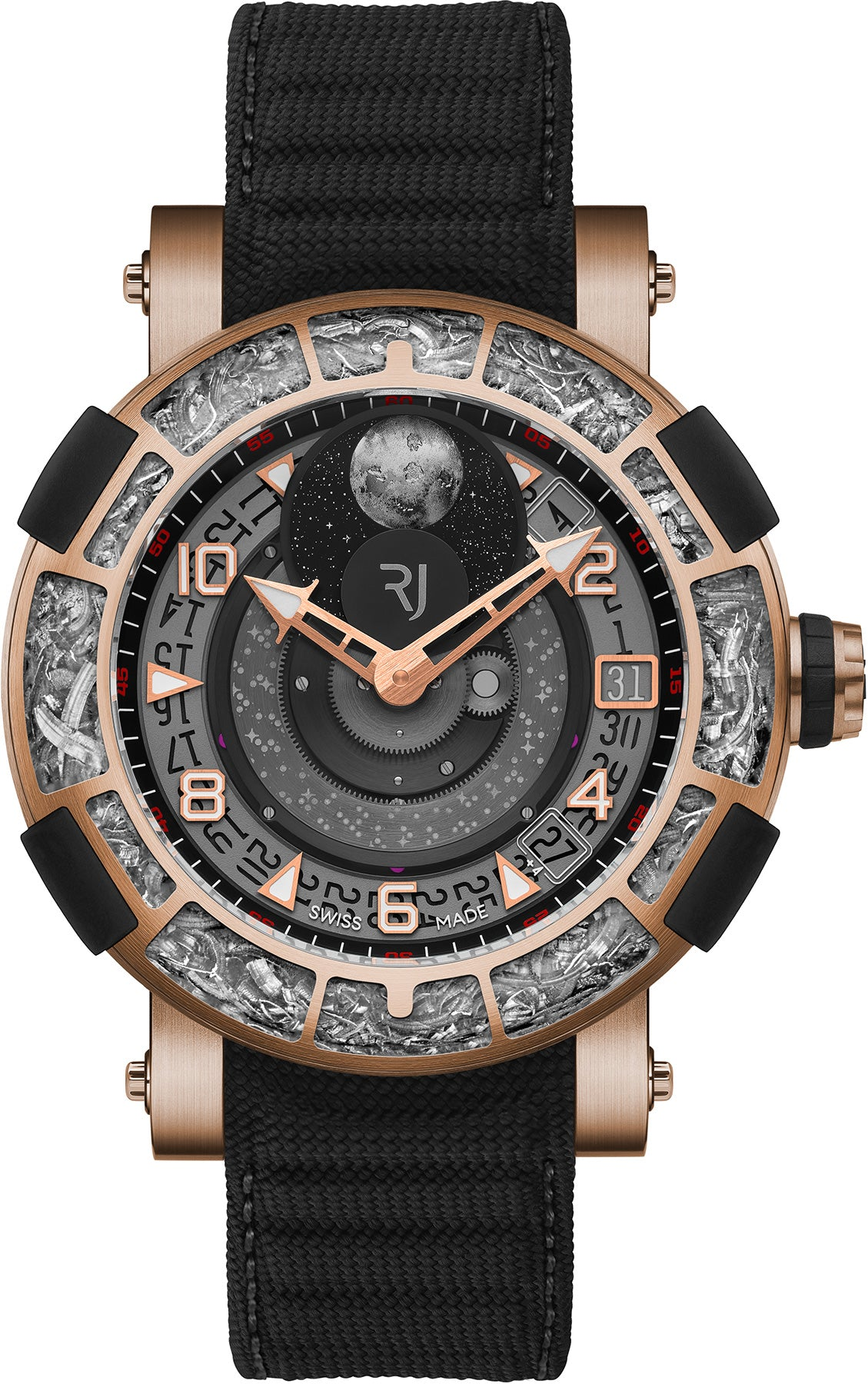 RJ Watches ARRAW 6919 Gold Pre-Order