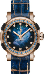 RJ Watches ARRAW RJ Star Twist Gold Blue Magellanic Cloud Pre-Order