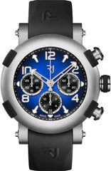 RJ Watches ARRAW Marine Titanium Blue 45mm