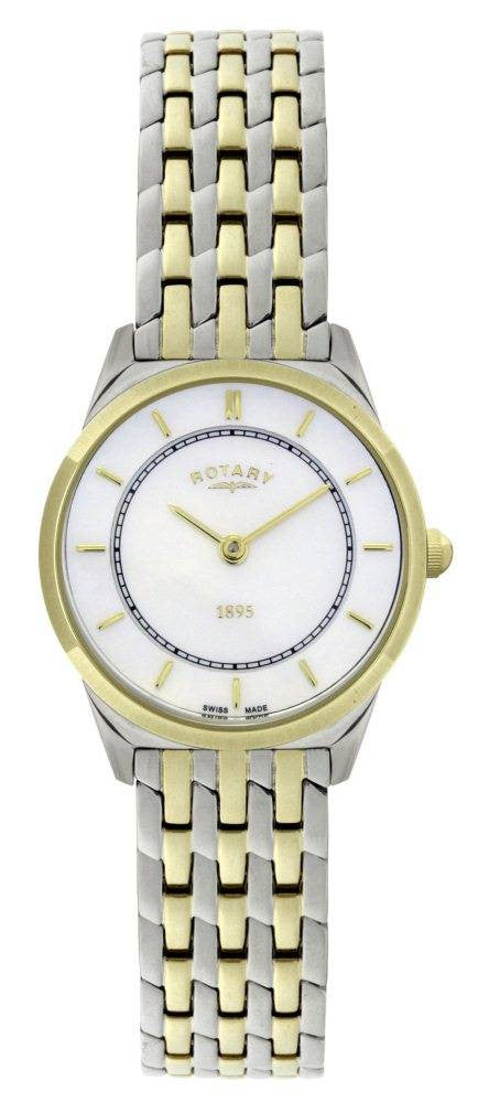 Rotary Watch Ladies Ultra Slim