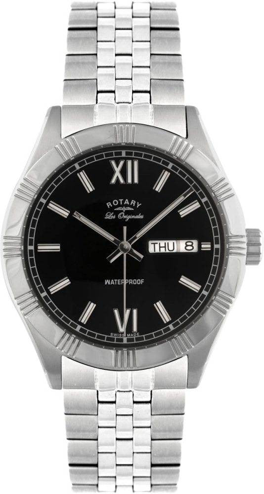 Rotary Watch Gents Bracelet Steel