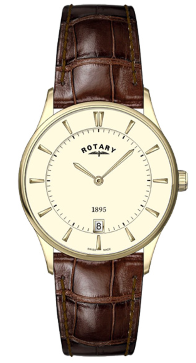 Rotary Watch Ultra Slim