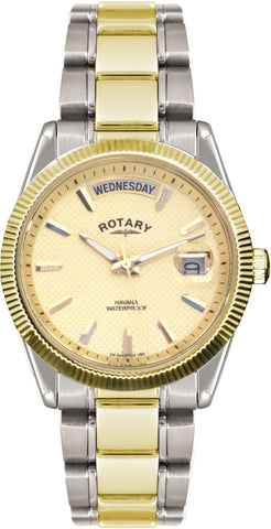 Rotary Watch Havana Mens