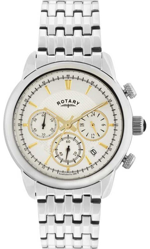 Rotary Watch Monaco Mens