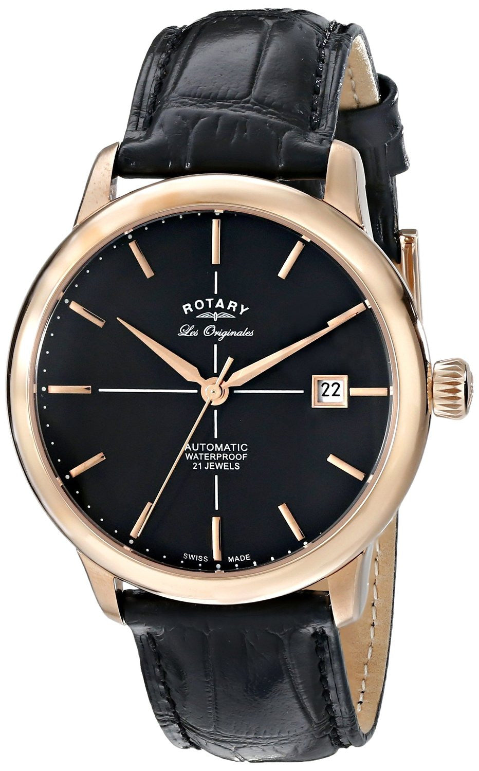 Rotary Watch Les Originales Burlington Gents