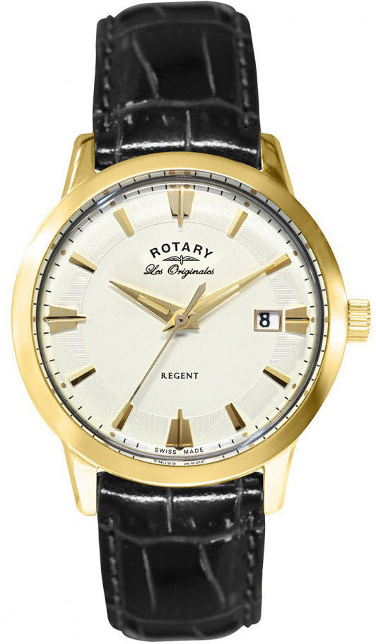 Rotary Watch Les Originales Regent Gents