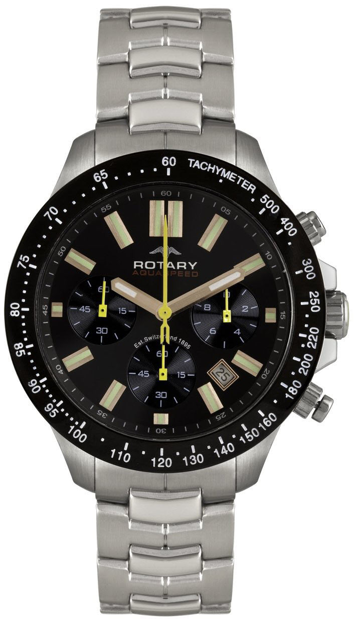 Rotary Watch Aquaspeed