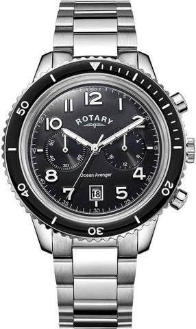 Rotary Watch Ocean Avenger Mens