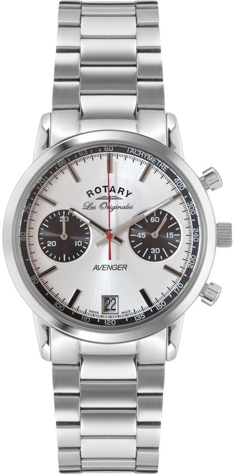 Rotary Watch Les Originales Avenger Sport Mens