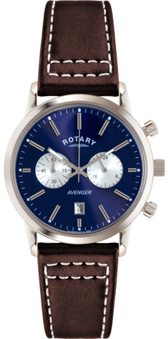 Rotary Watch Avenger Chronograph Mens
