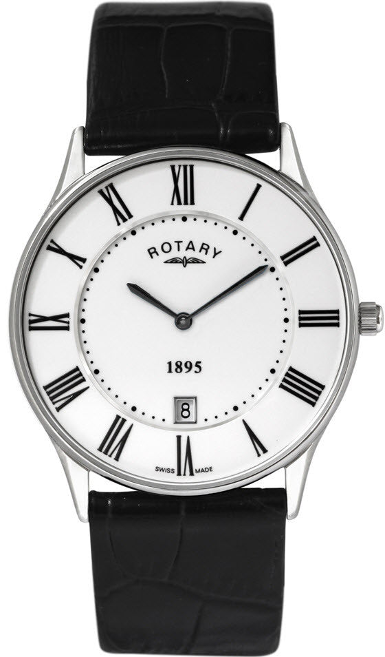 Rotary Watch Ultra Slim Gents