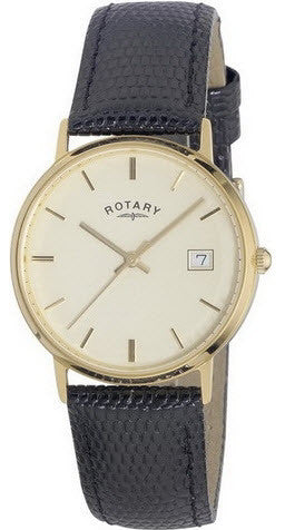 Rotary Watch Gents Precious Metal