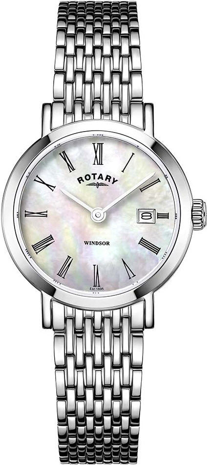 Rotary Watch Ladies Stainless Steel Bracelet